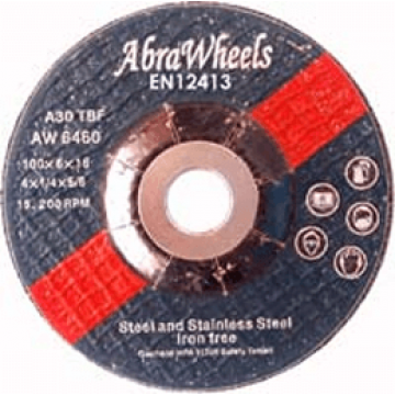 Grinding & Cutting Wheel  (Stainless Steel)
