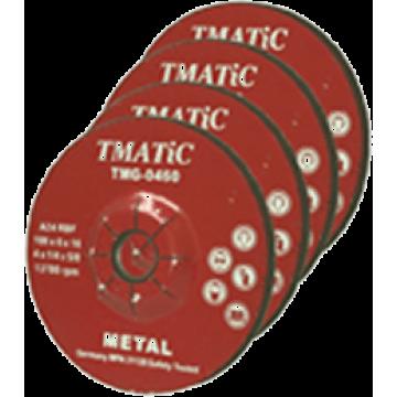 TMATiC Grinding & Cutting  Wheels (Metal)